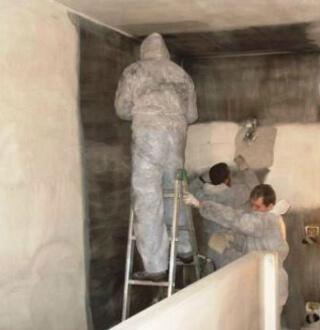 уборка дома после пожара