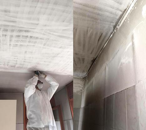 уборка офисов после пожара