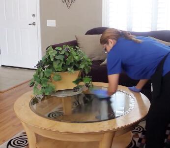 уборка домов в москве