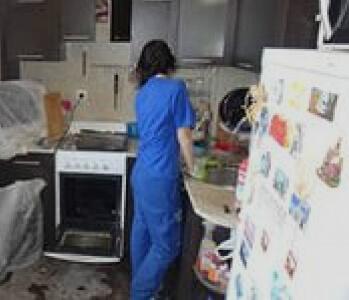 уборка квартиры после алкоголиков пьяниц в москве