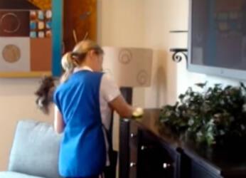 уборка большой квартиры в москве