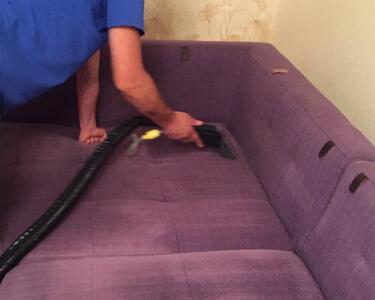 клининговая чистка диванов