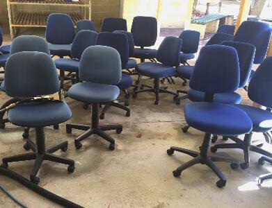 химчистка офисных кресел