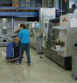клининг промышленных объектов