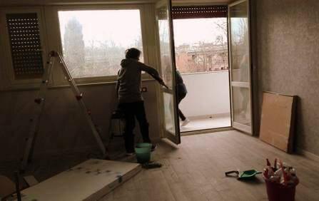 послестроительная уборка коттеджей в москве