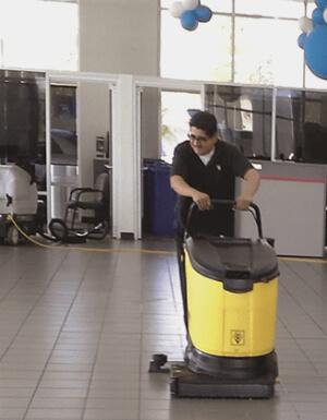 улининговые услуги по уборке магазинов