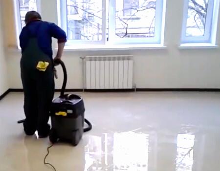 уборка дома после ремонта