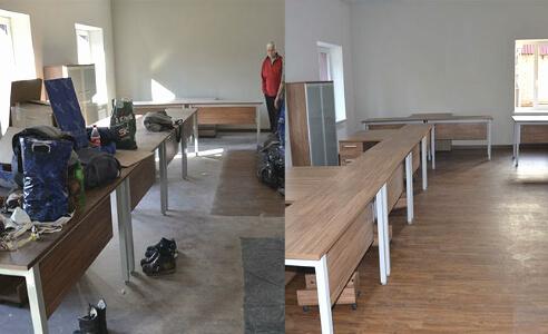 Уборка помещения после ремонта в москве