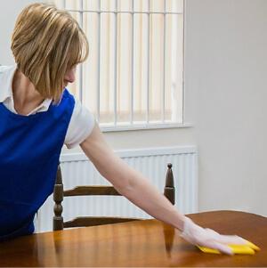 услуги по уборке административных помещений